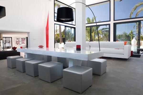 Advarquitectura estudios de arquitectura ibiza barcelona - Pared cemento pulido ...